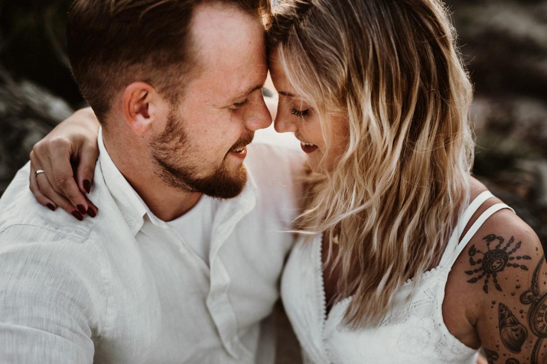 Boho After-Wedding Shooting auf Mallorca