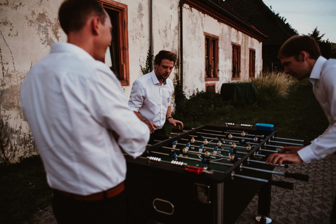 Vintagehochzeit im Rheingau