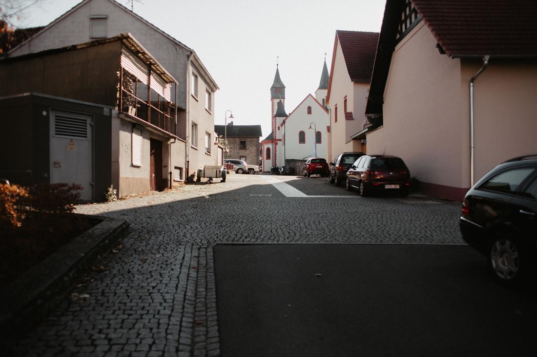 Vintagehochzeit in Rheinhessen